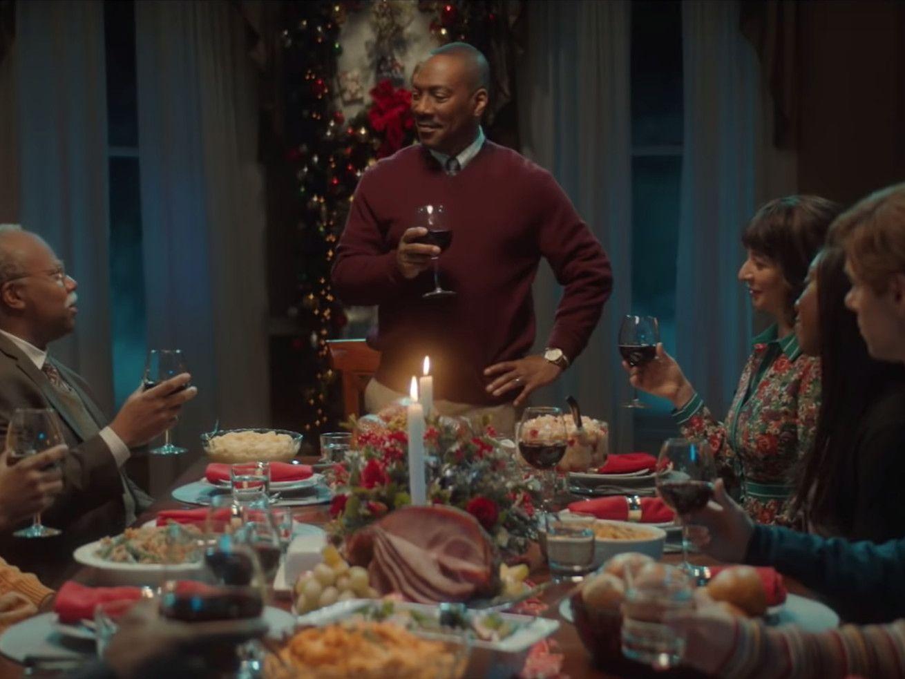 Eddie Murphy S Return To Snl Was A Holiday Miracle Eddie Holiday