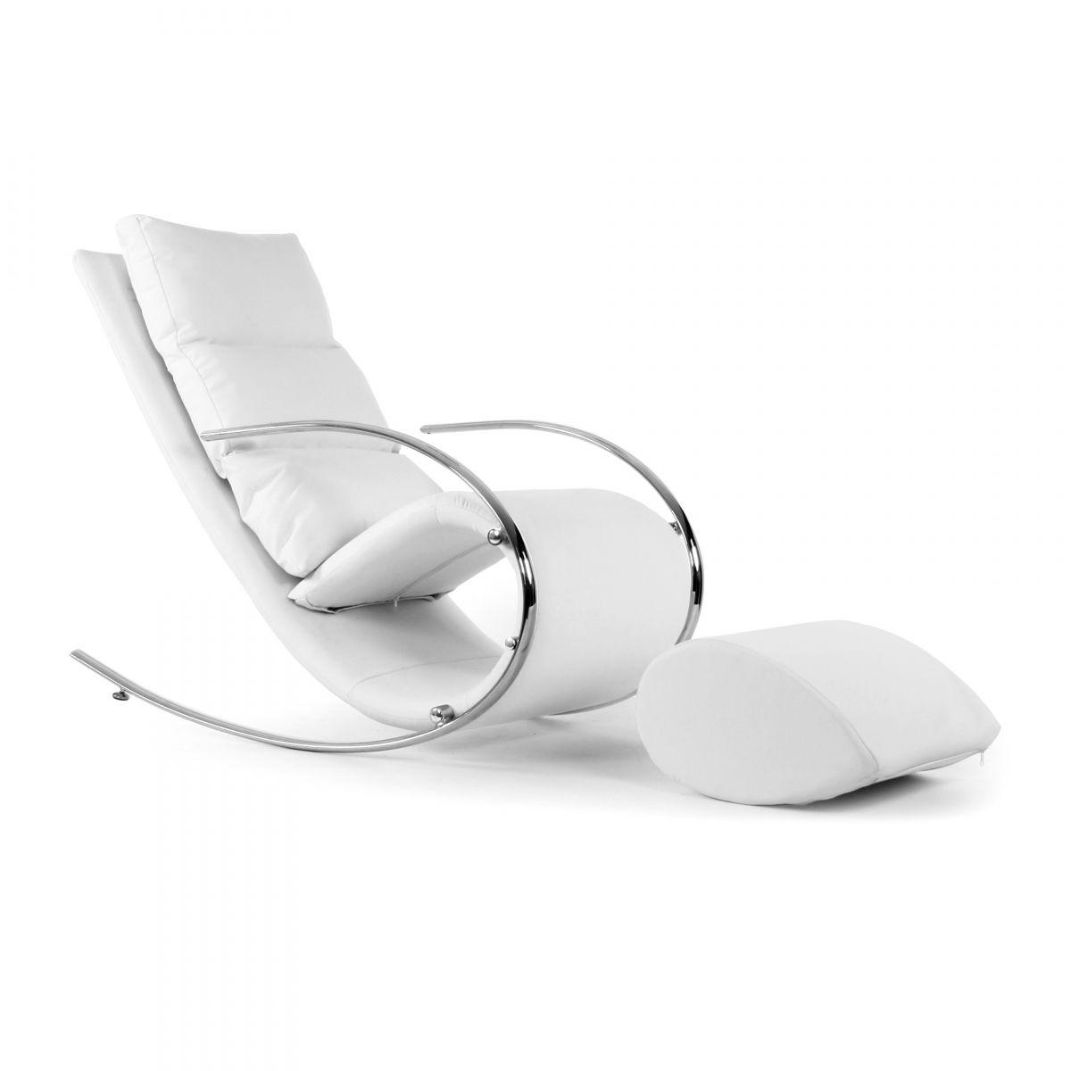 Un rocking chair inspir de ses a eux ce magnifique fauteuil bascule moderne et design vous - Reposez vous dans un hamac design ...