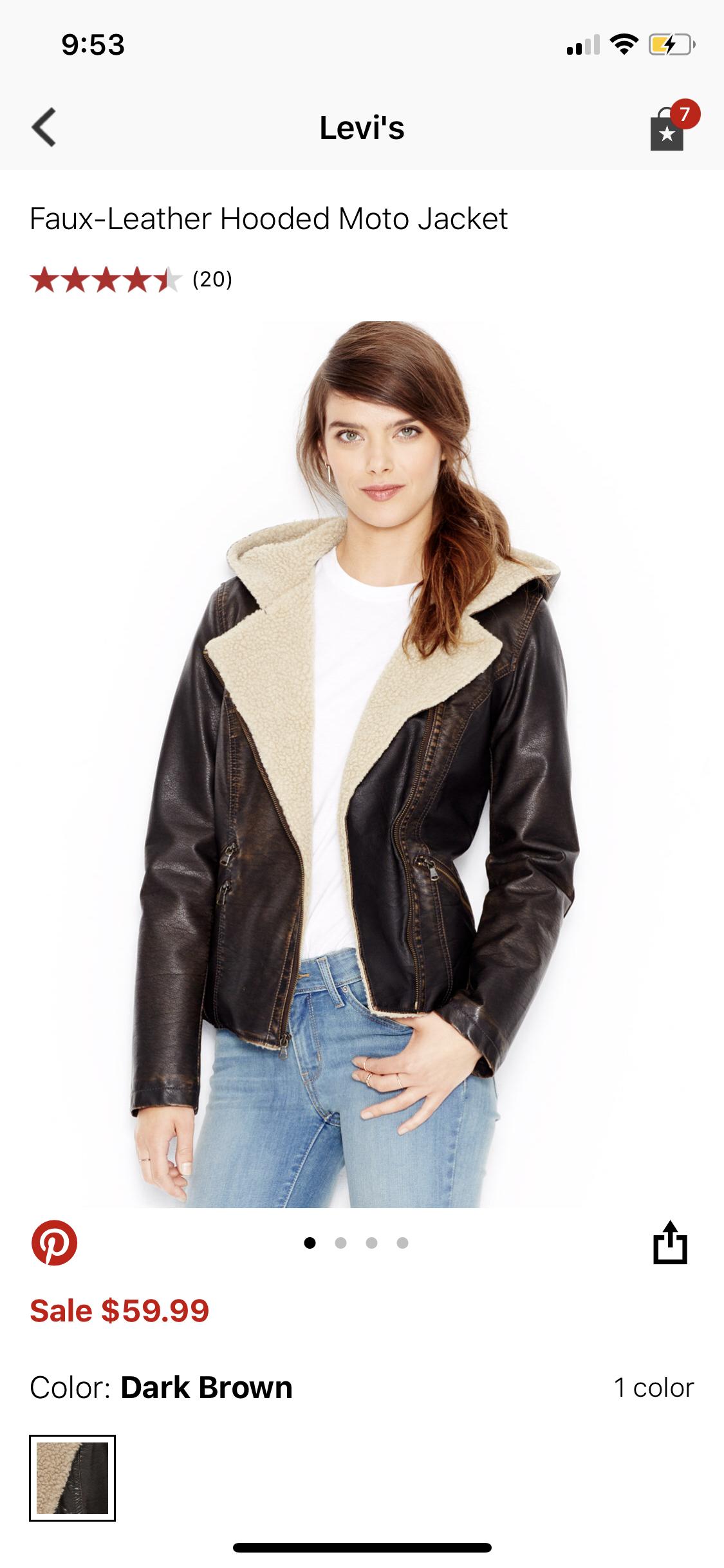 Pin by Οραι Sουι ⚜️ on Macy's Red Sale Fashion, Leather