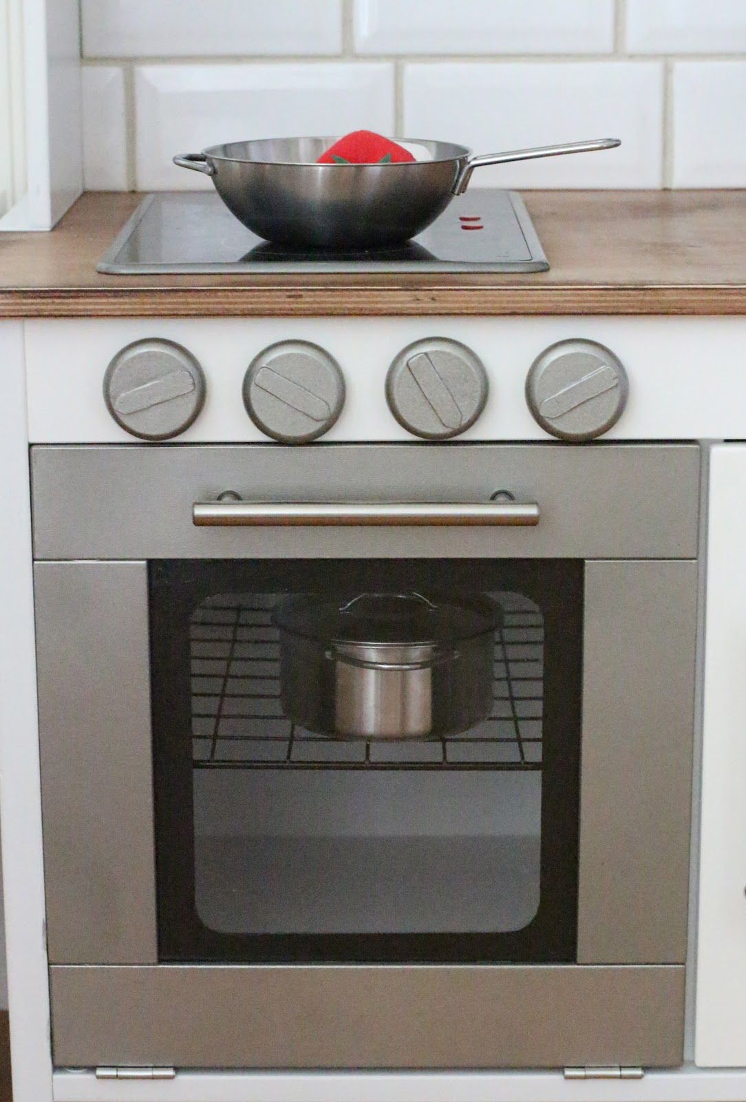 ikea duktig kid s kitchen makeover! make the oven open like a real oven! ff8858f8c178e