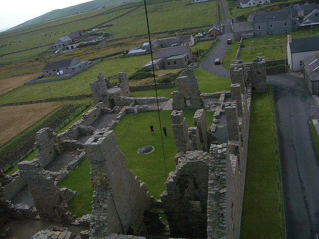Earl's Palace Birsay Orkney | Flickr - Photo Sharing!