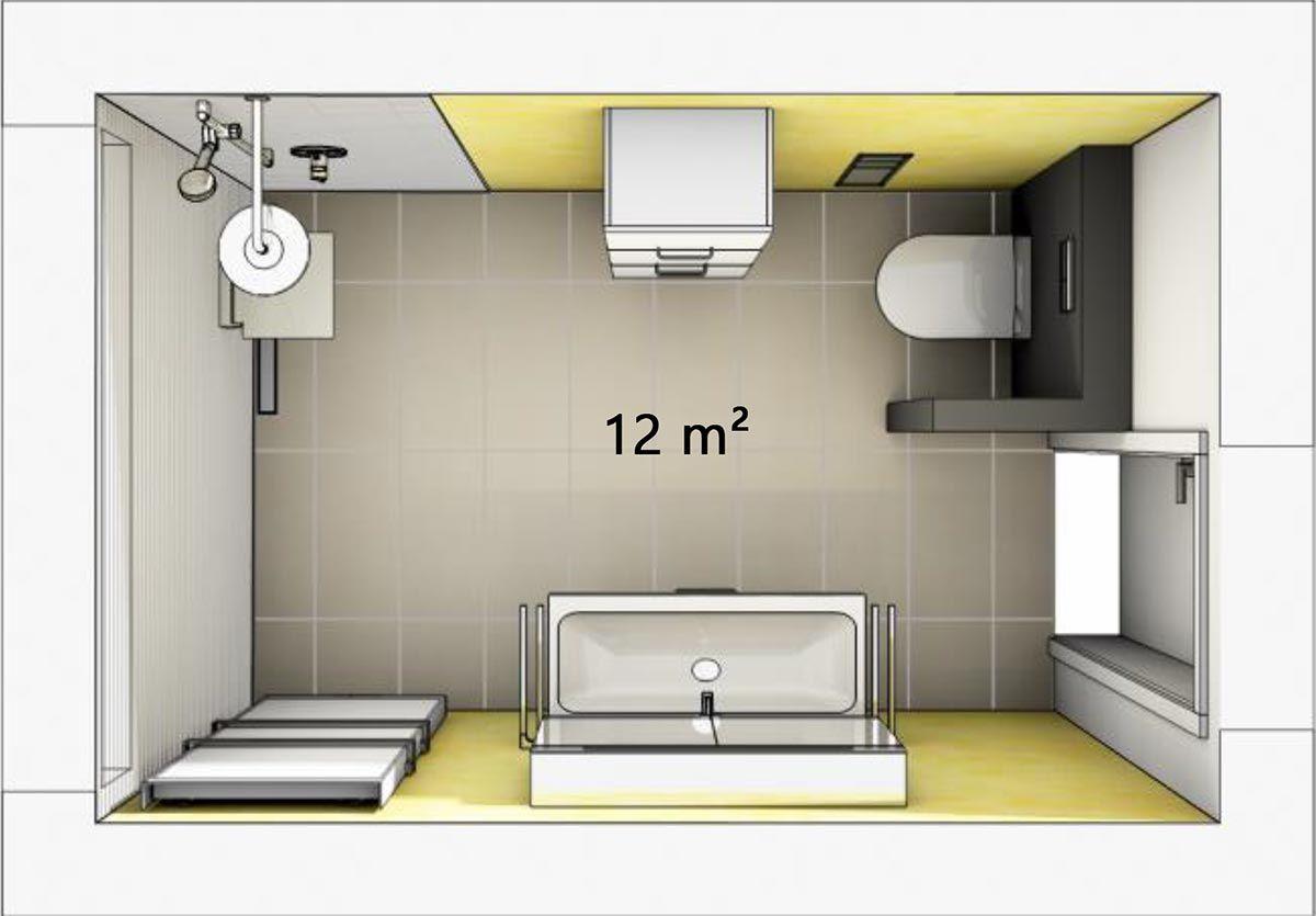 Heimwohl Badezimmer Badezimmer Badezimmer Design Badgestaltung