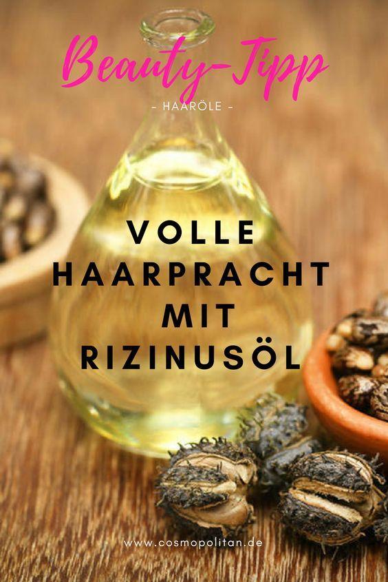 Photo of Rizinusöl für die Haare: 100% reines kaltgepresstes Öl| COSMOPOLITAN