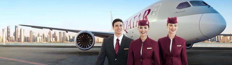 Flightmode Jobs Experienced Cabin Crew Qatar Airways To Be Based In Doha Cabin Crew Qatar Airways Qatar