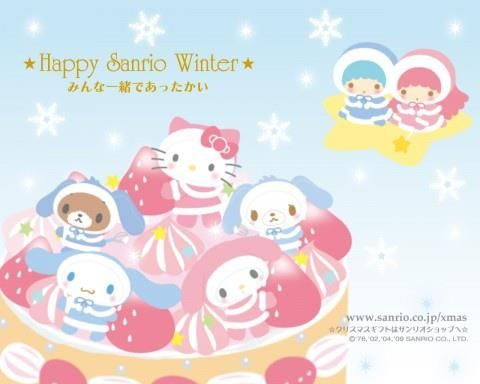 Hope everyone is having a wonderfully cute, sparkly, happy winter...