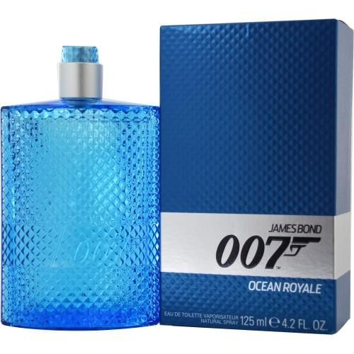 James Bond 007 Ocean Royale By Edt Spray 4.2 Oz