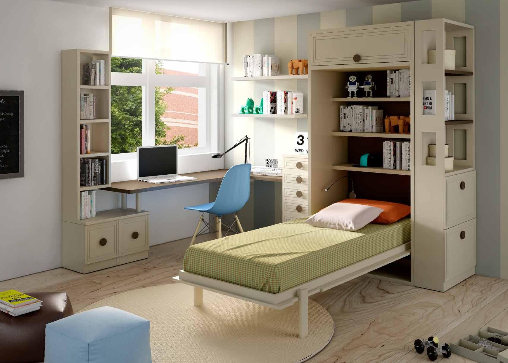 La nueva colección de dormitorios con cama abatible modernos y ...