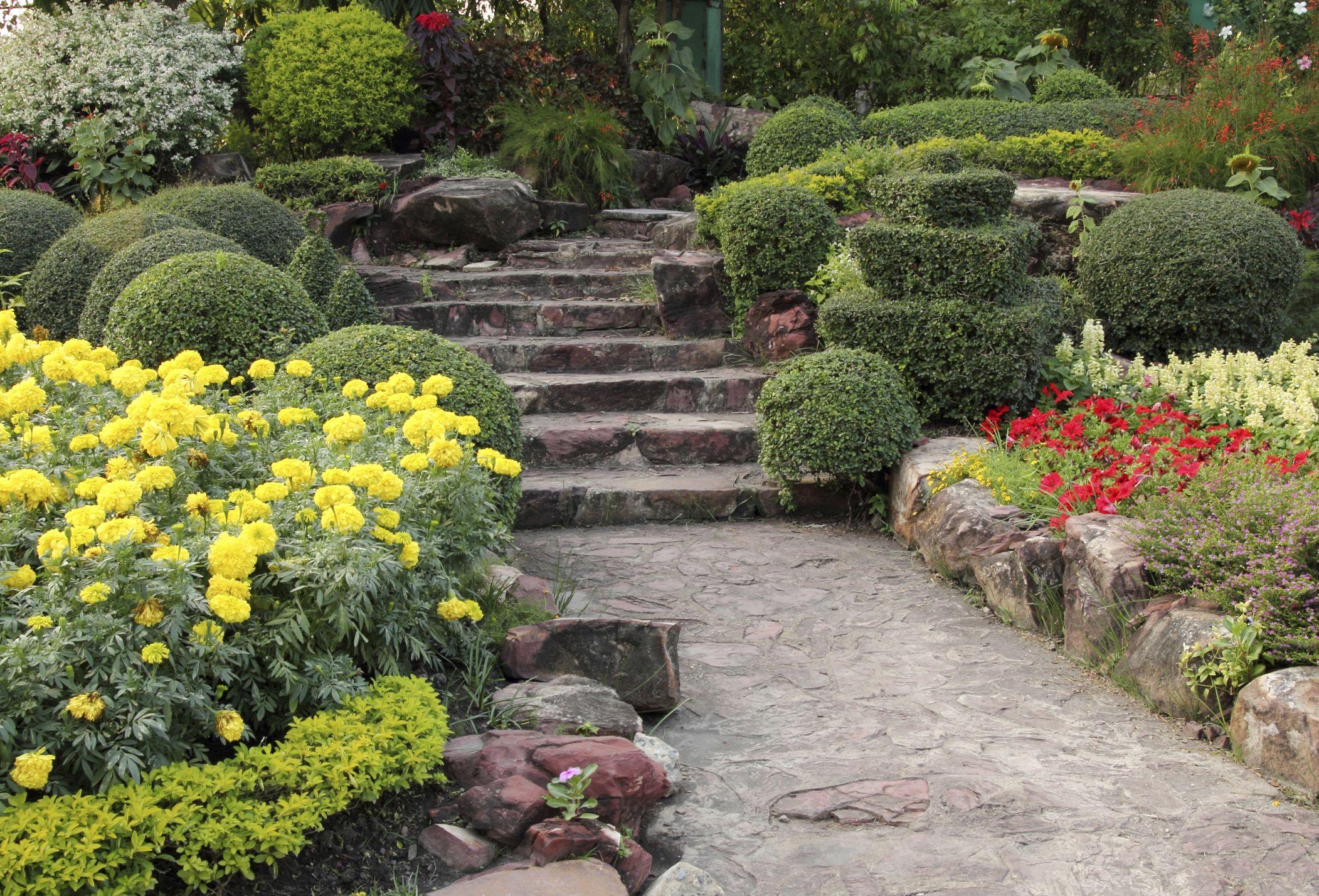 Landscape Design Basics Japanese garden, Gardening