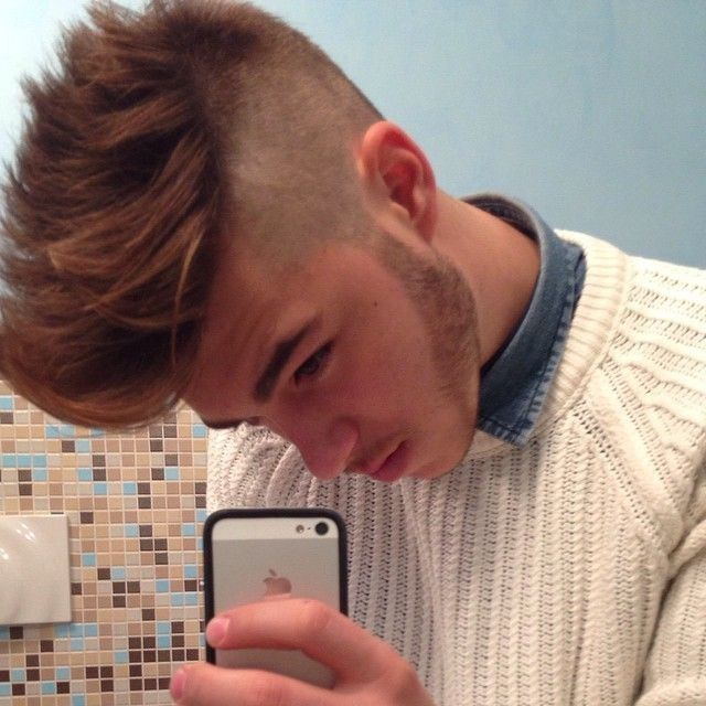 One of our fans sent us his haircut and we loved it! What do you guys think? #hairstyleonpoint