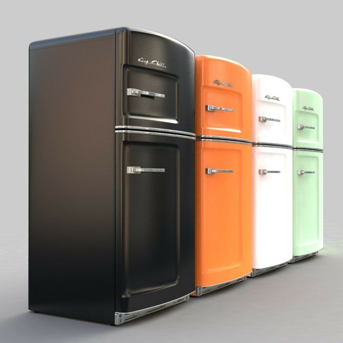 Kühlschrank Farbig Design Kühlschrank Küchenzubehör Retro Kühlschränke