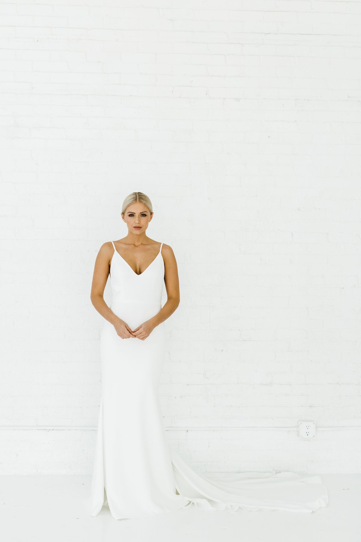 Emery Alyssa Kristin Chicago Wedding Dress Designer Agnes