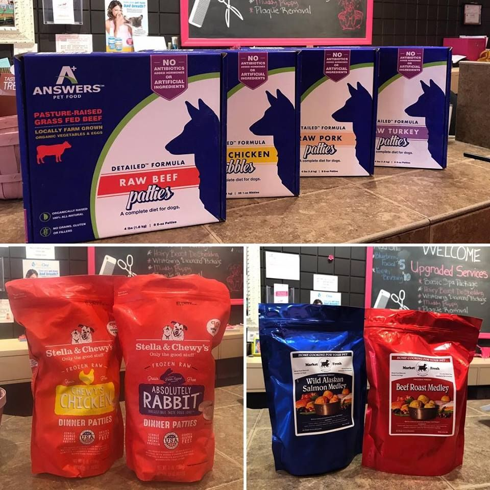 We raw as the best option for your pets cats
