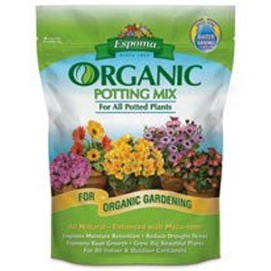 Espoma Ap16 16 Quart Organic Potting Mix By Espoma 15 52 Enhanced With Myco Tome For Al Organic Gardening Soil Indoor Vegetable Gardening Organic Gardening