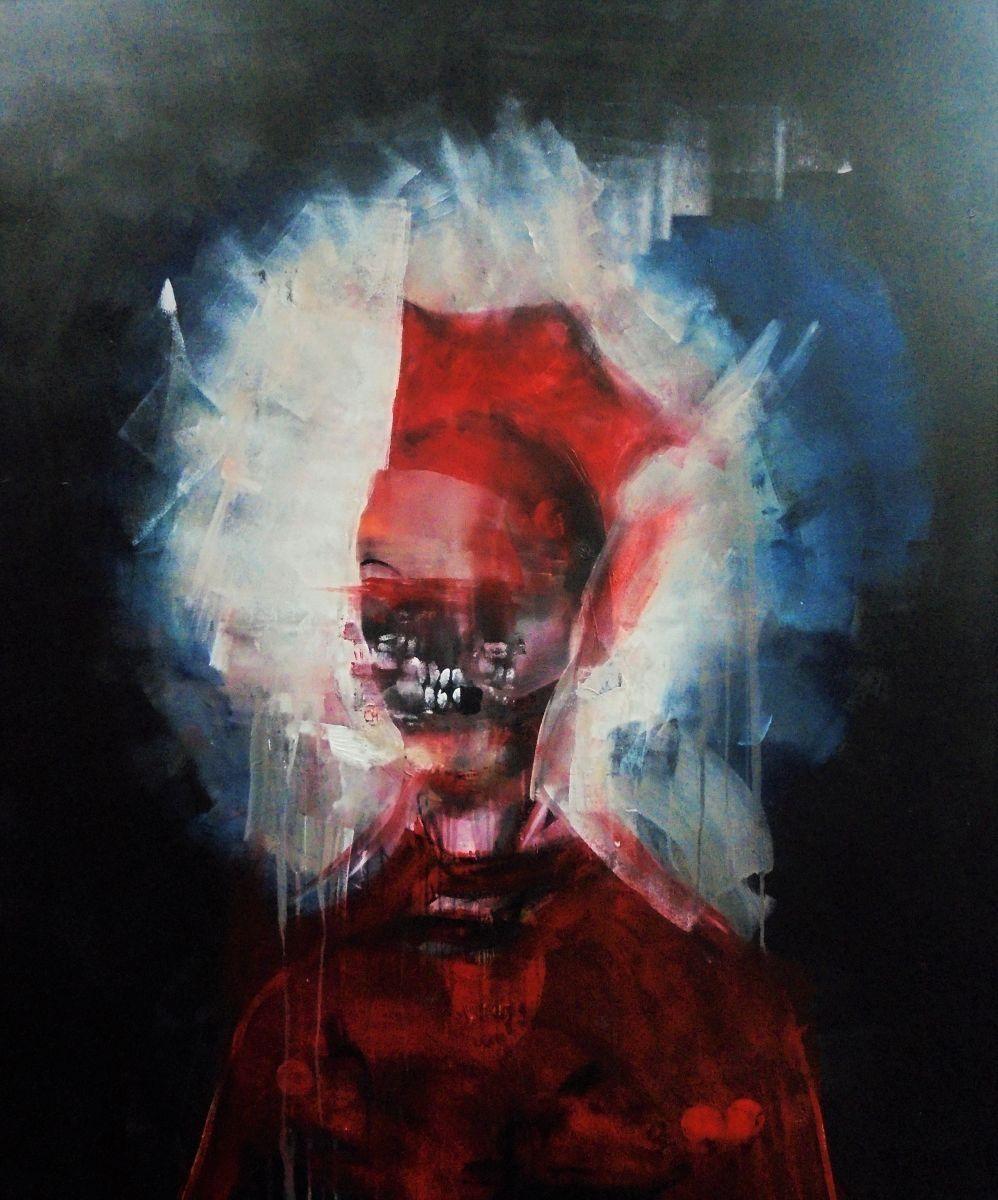 Cardinal by Oscar Nin