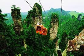 Image result for zhangjiajie mountains