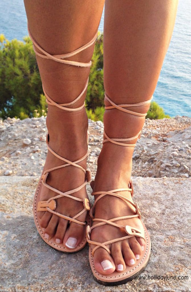 Grecian Gladiator Sandals Vacation Style Shoes Sandals Shoes