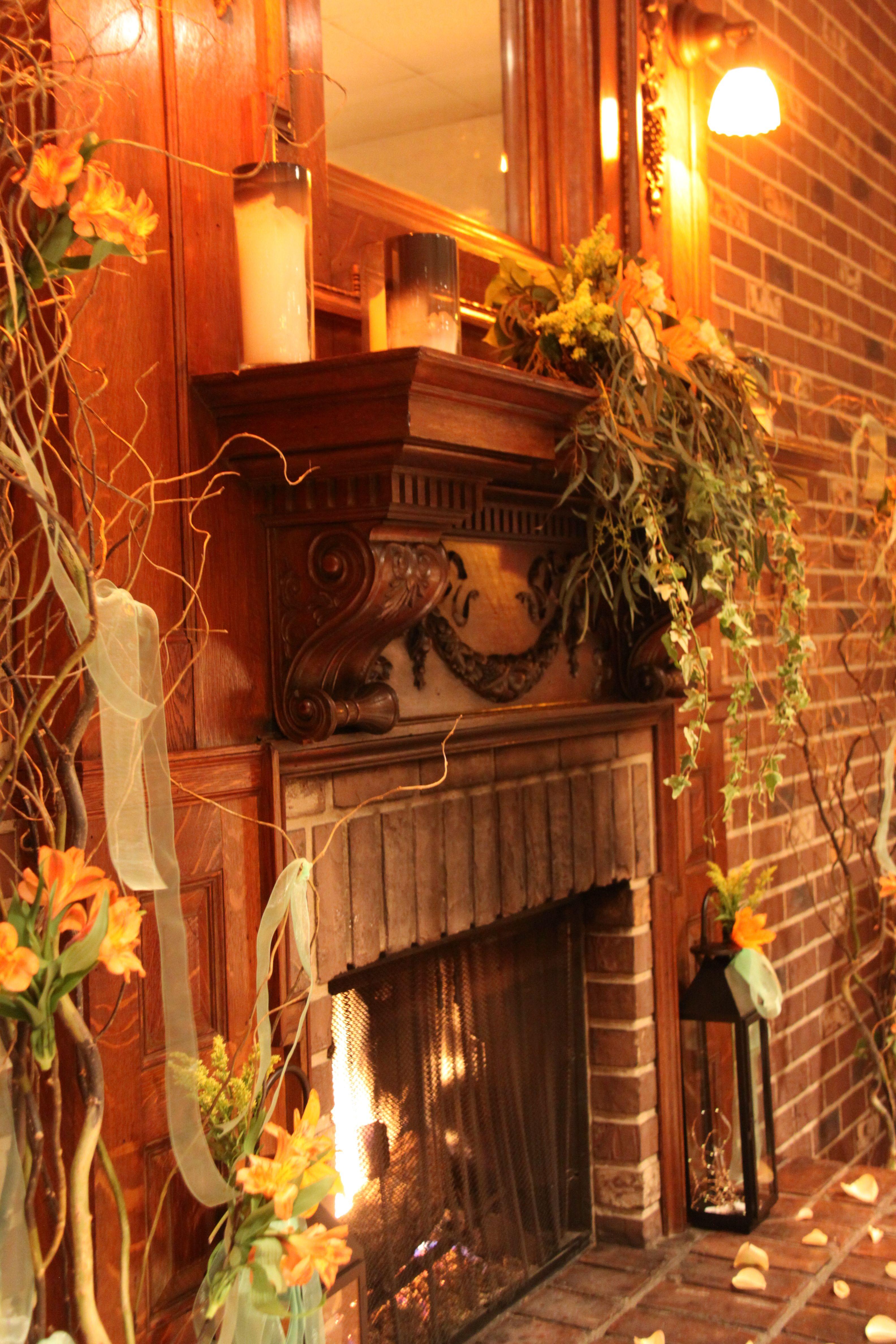 Fireplace Decorations | Fireplace, Decor, Fireplace decor