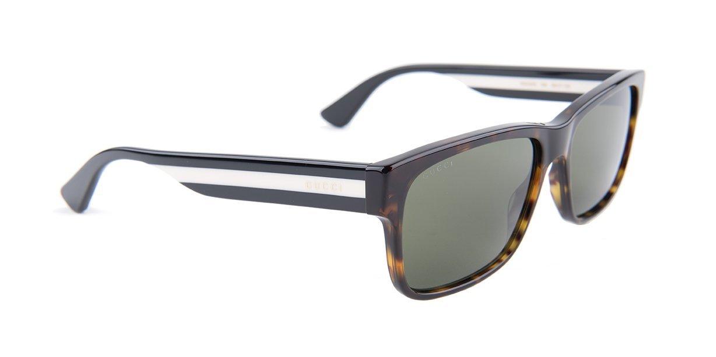 c3ca5b19fe3 Gucci - GG0340S Tortoise - Green-sunglasses-Designer Eyes