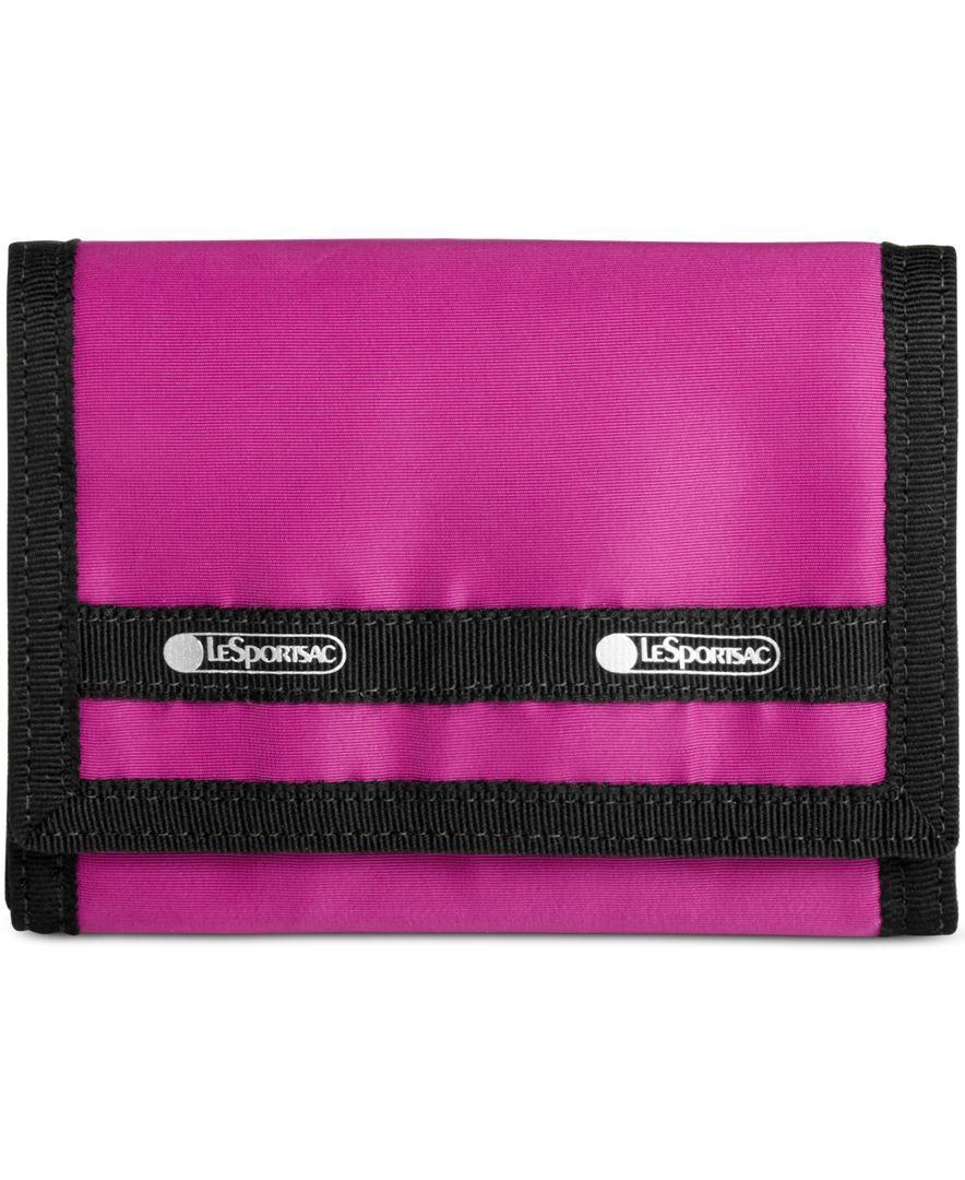 LeSportsac Travel System Metro Wallet