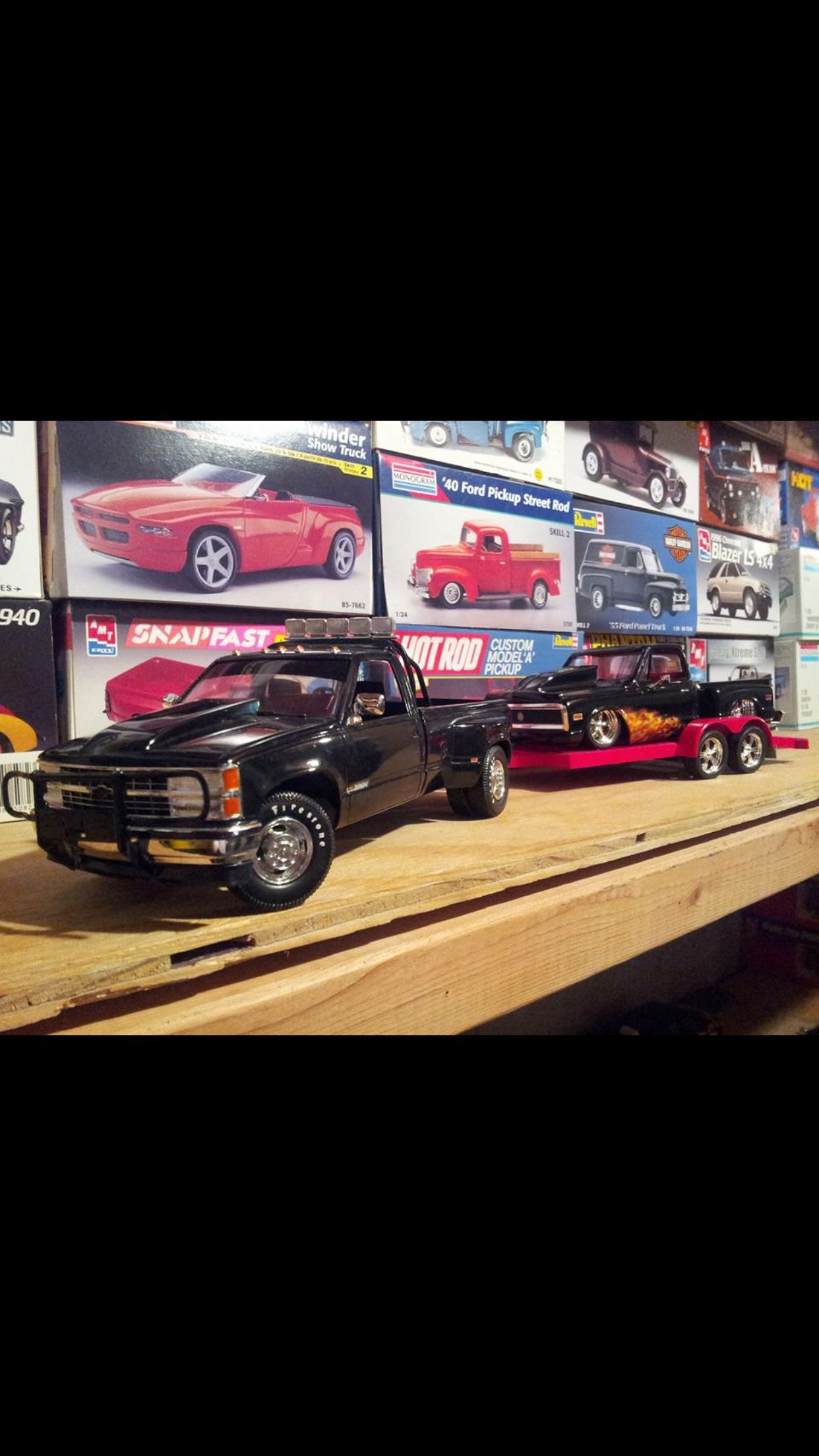 Chevrolet With Images Model Cars Kits Scale Models Cars