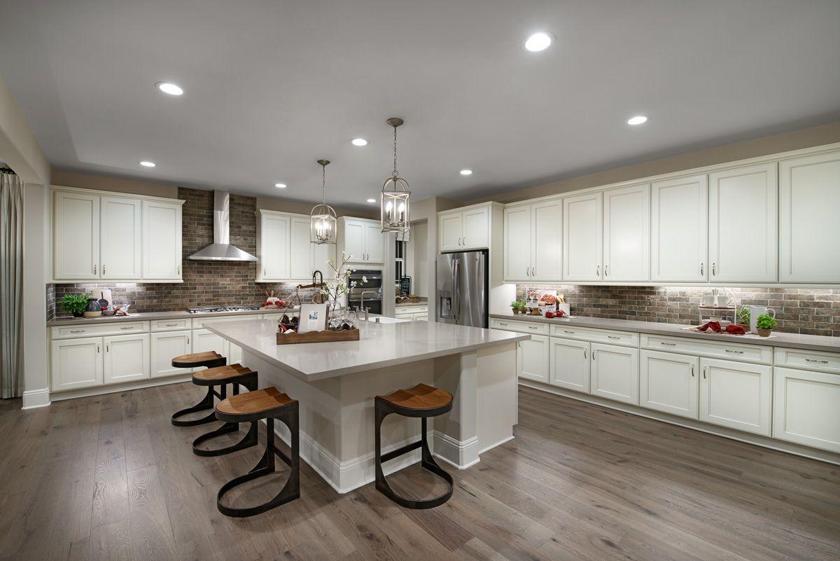 Cabinets Galore New Kitchen Designs Richmond Homes Home