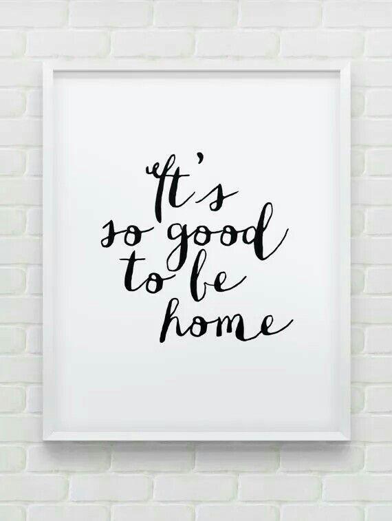 Home Sweet Home Home Wall Art Typographic Print Sweet Home
