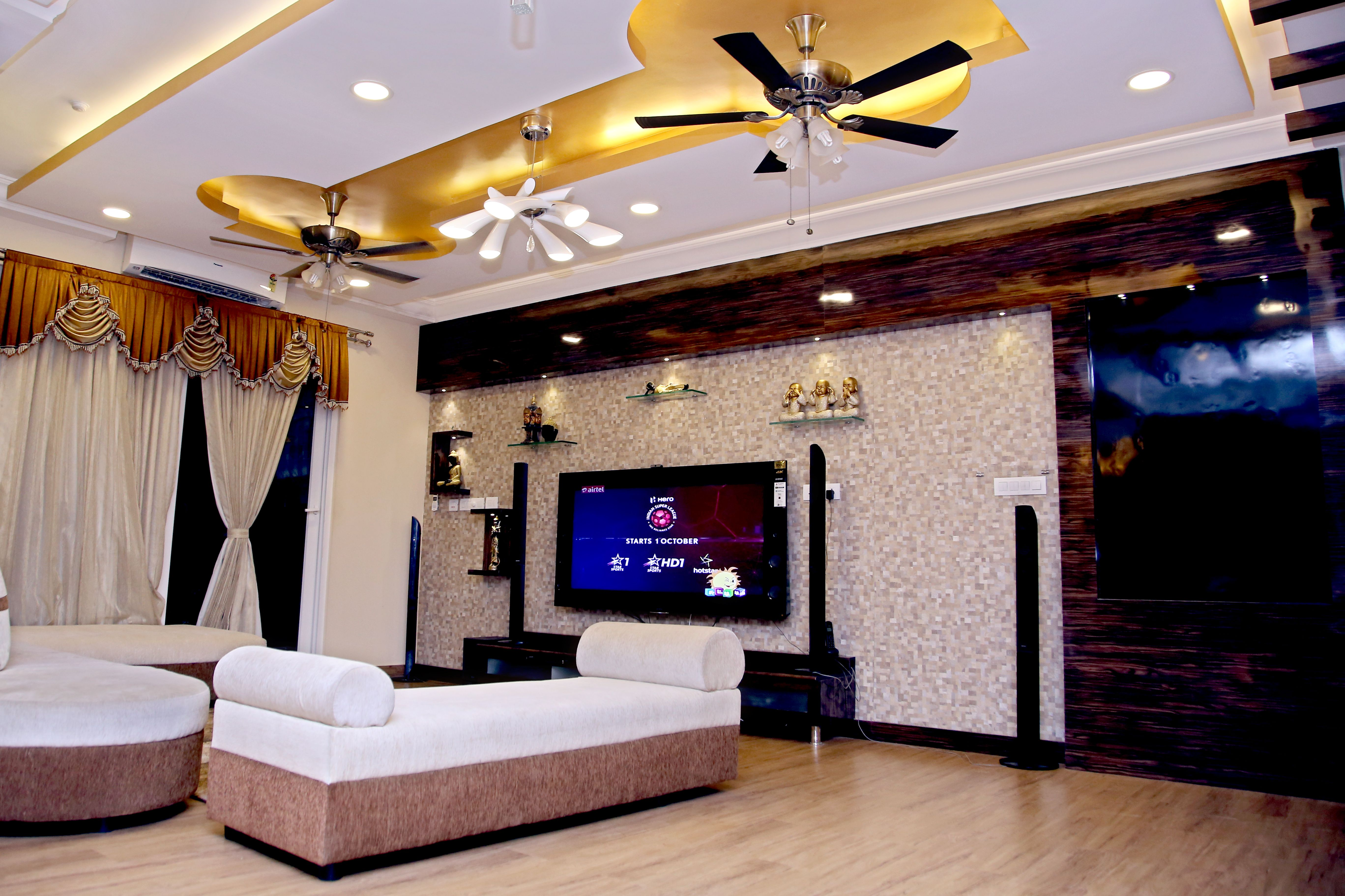 Contemporary luxury interior design by kanishk interiors test