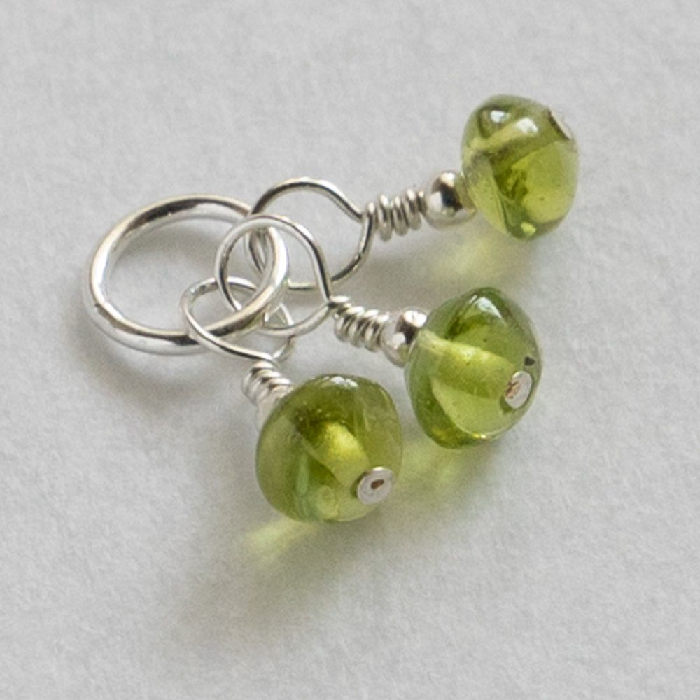 green three market gold jewelry wedding tiered peridot bridesmaid il apple stone etsy earrings