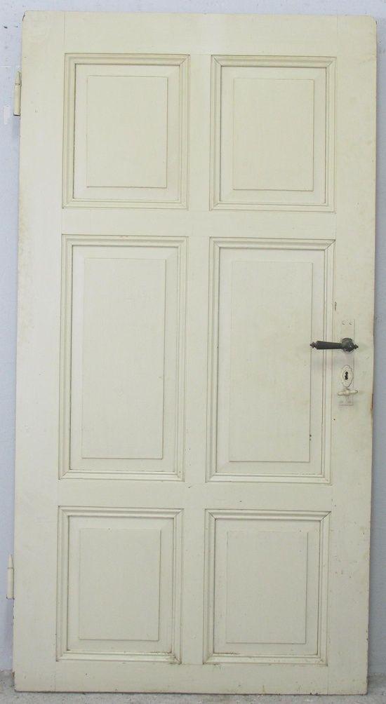 Zimmertur Um 1900 Bauen Im Bestand Alte Turen Historische Baustoffe