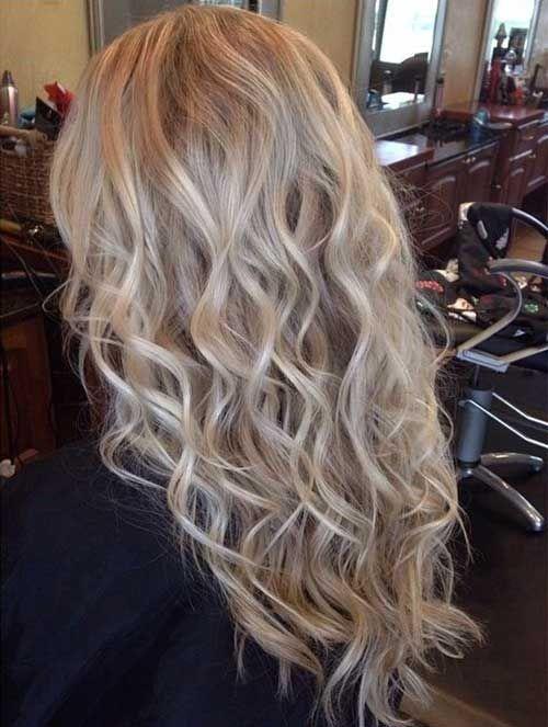Loose Beachy Waves Hair Perm Hair Pinterest Beachy