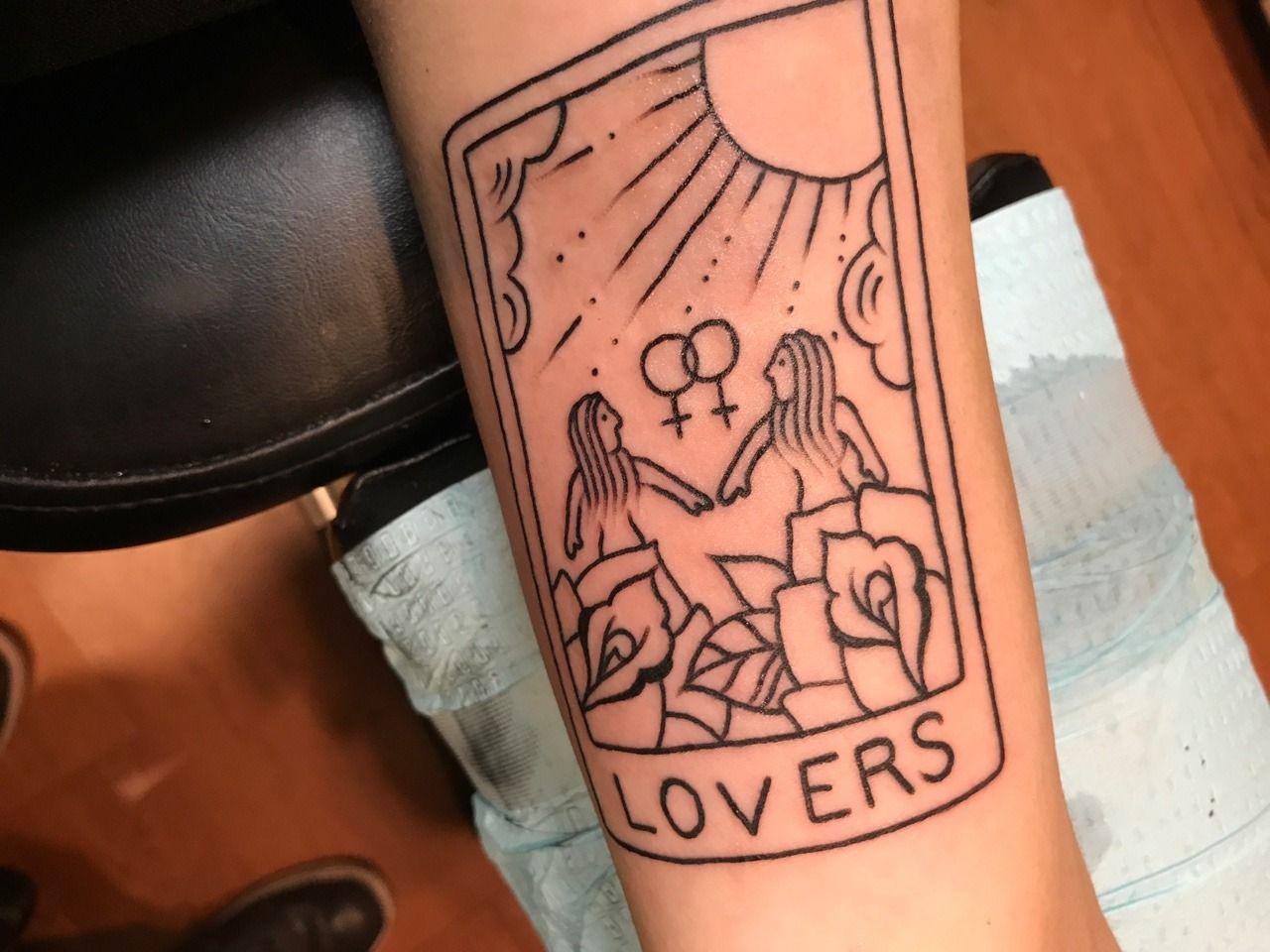 You Wonderful Moon Ray Lavendervvitch My Tarot Tattoo