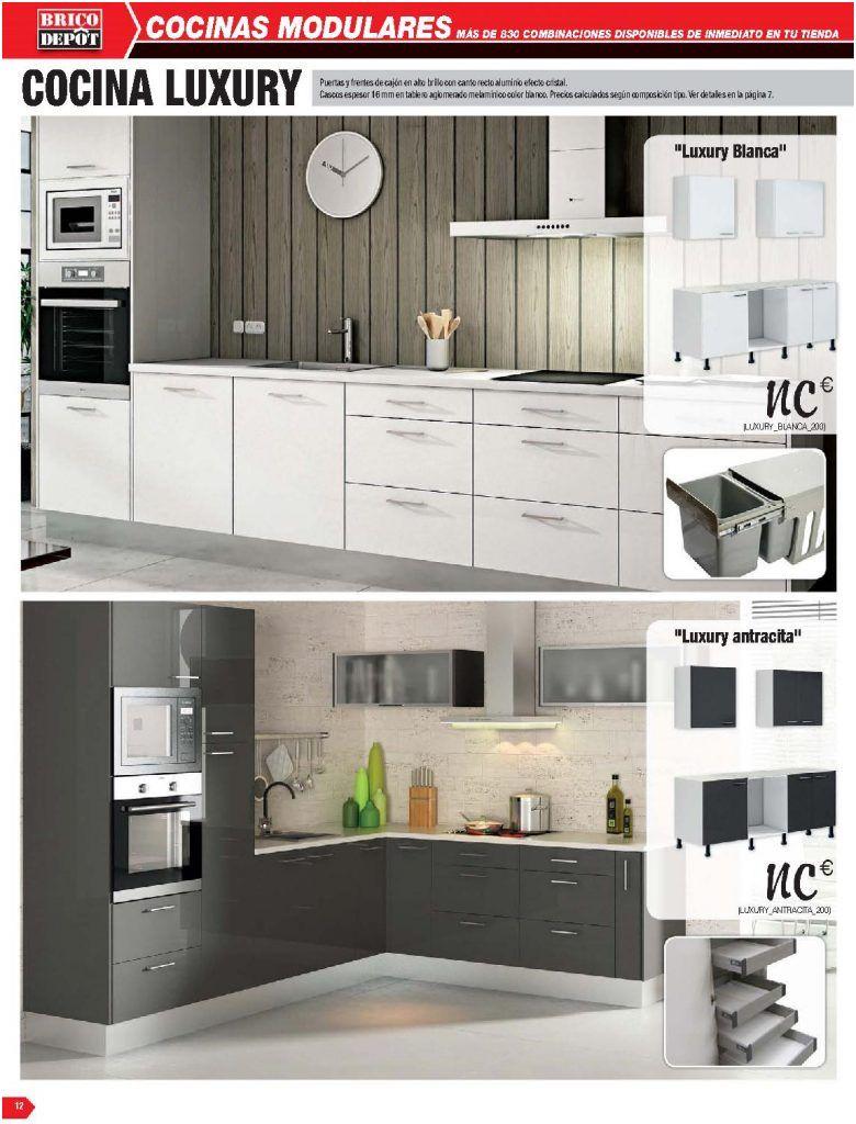 Muebles De Cocina En El Catalogo Brico Depot Mueblesdebano Mueblesdejardin Mueblesdejardinencaba Mueblesdejardinenmurcia Muebles In 2020 Kitchen Cabinets Kitchen Home Decor