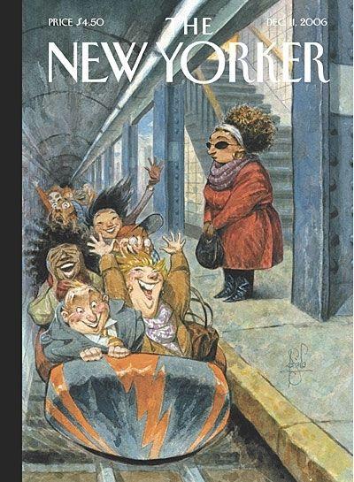 COVER: PETER DE SEVE / December 11, 2006