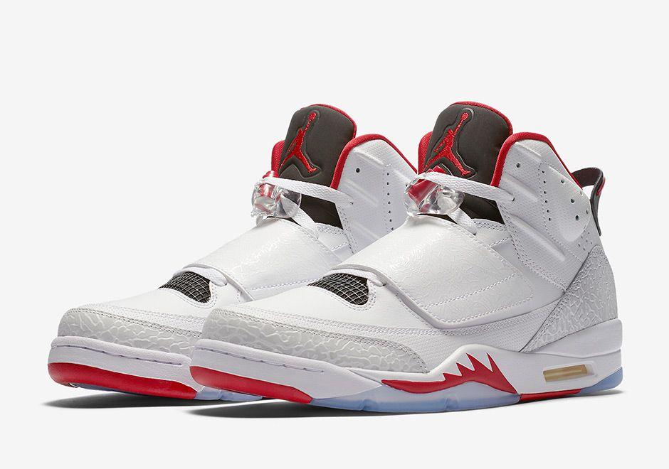 Jordan Son of Mars Fire Red 512245-112 | SneakerNews.com. Red StyleMichael  JordanSports ShoesAir ...