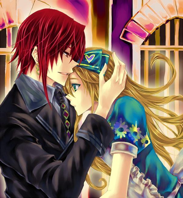 Alice in Wonderland, Heart no Kuni no Alice, Joker (Heart no Kuni no Alice), Alice Liddell