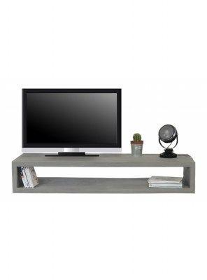 mobile porta tv effetto cemento basso | Home | Pinterest | Concrete