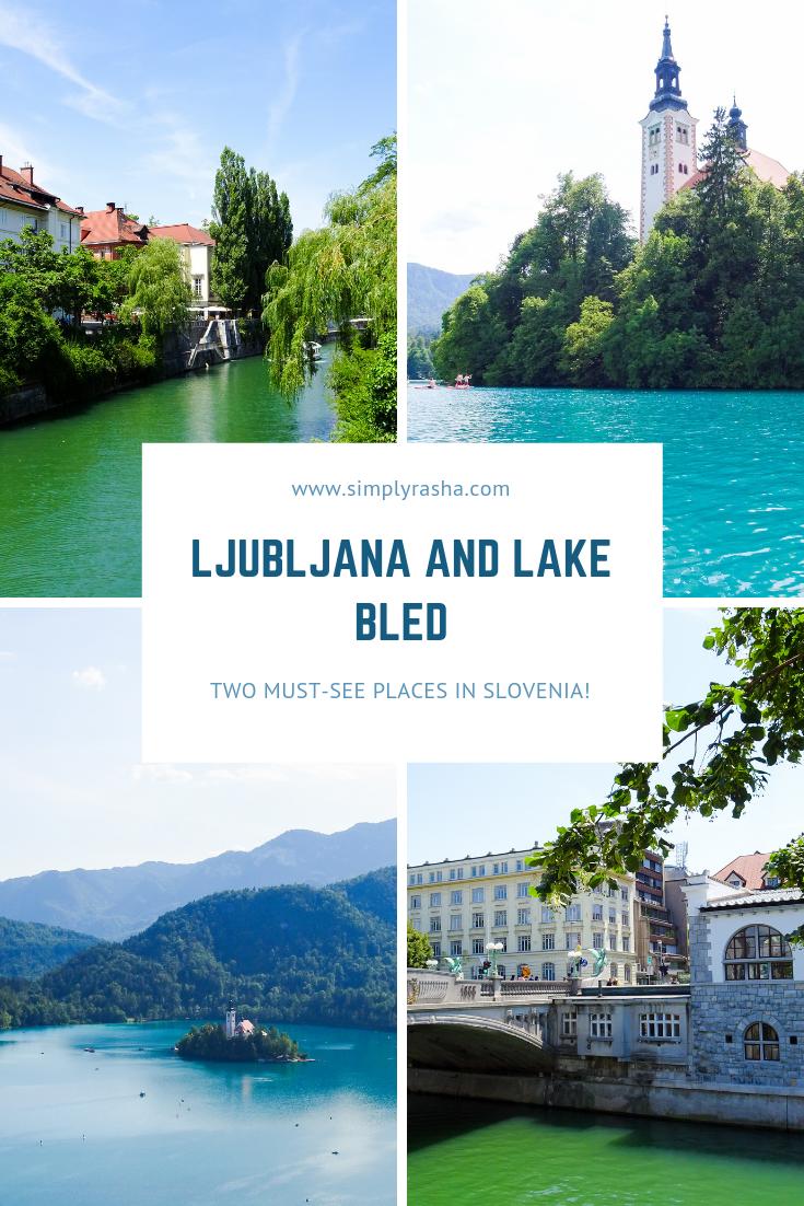 Ljubljana And Lake Bled Simply Rasha Lake Bled Ljubljana Lake