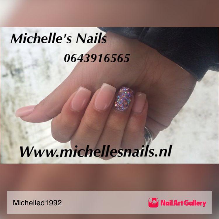 Nude by Michelled1992 via Nail Art Gallery #nailartgallery #nailart #nails #acrylic