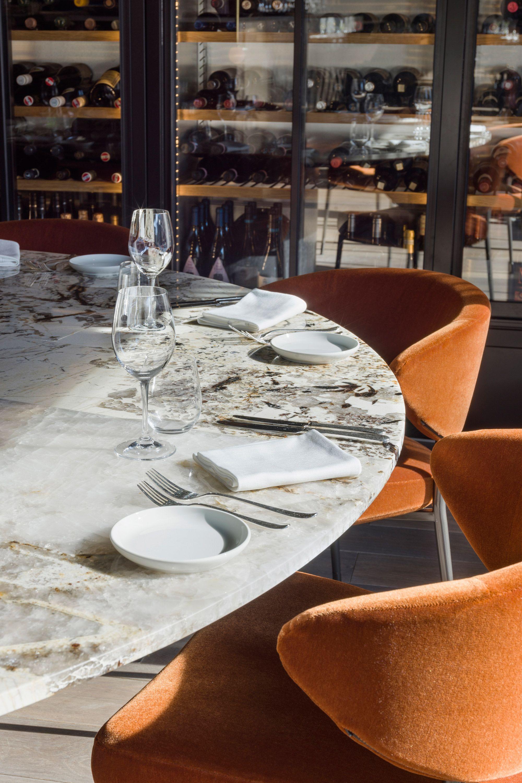At Six Hotel Dining And Entertaining Pinterest Restaurante  # Muebles Nuovo Cd Juarez