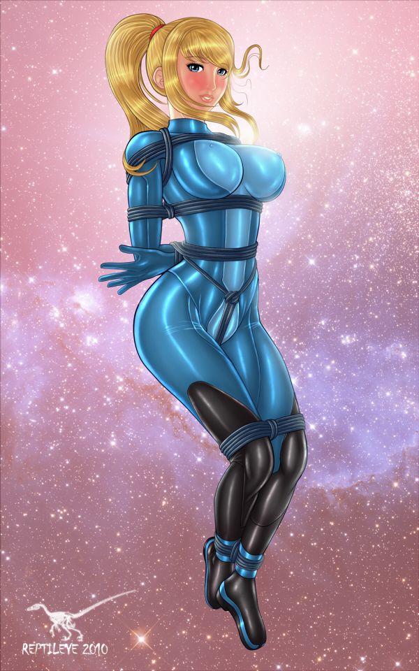 Blue serie bondage