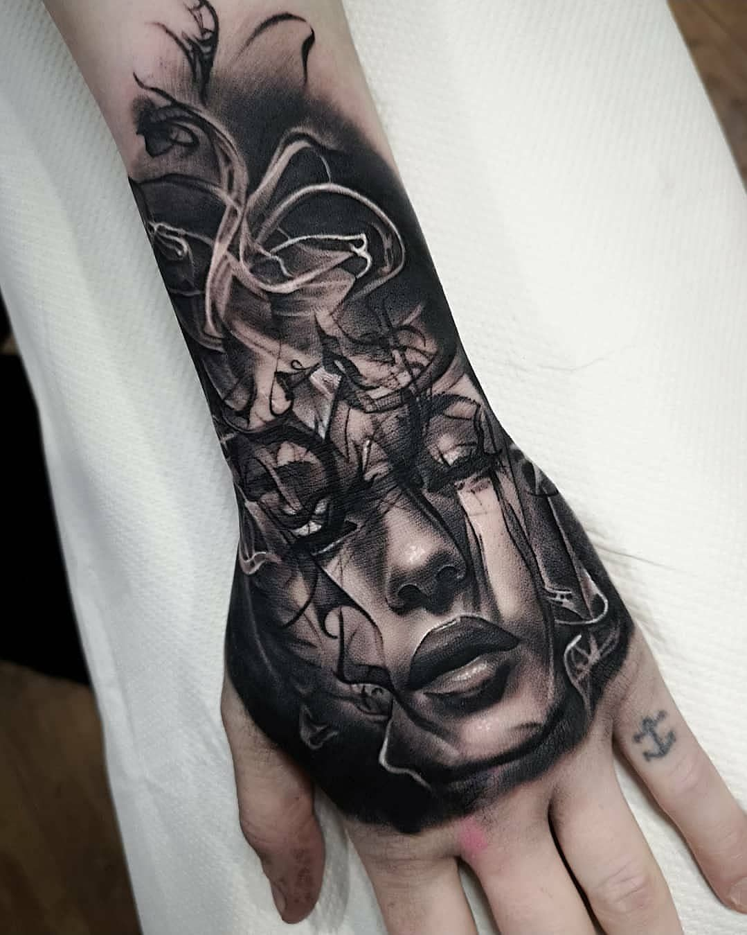 Oh tattooing I do miss you so.... . . .  @thechurchtattoo @fkirons @worldfamousink @thebesttattooartists @electrumstencilproducts @butterluxe_uk @barber_dts #skinartmag #inkjunkeyz #tattoo #tattooartistmagazine #inkedmagazine #bng #blackandgrey #realism #blackandgreytattoo #fkirons #d_my_world_of_ink @skinart_mag @thebestbngtattooartists #sullen #sullenart #ink #inked #tattoos #tattooart #tattooartist #redditch #thechurchtattoo #thechurch