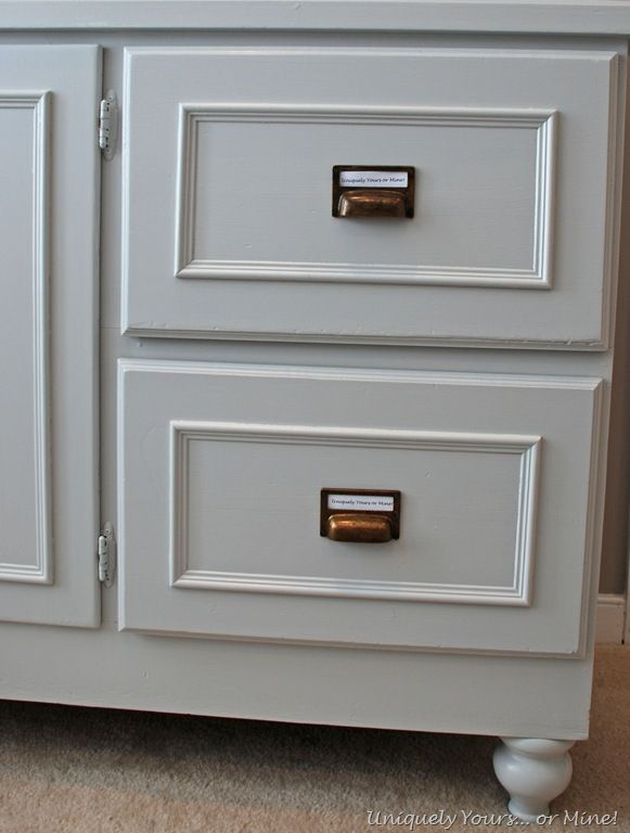 Best Stonington Gray Painted Credenza Grey Furniture 400 x 300