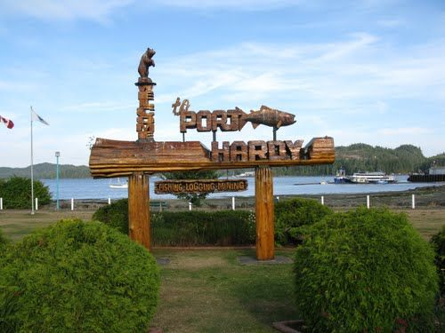 Best Route Map Tofino, BC, Canada to Port Hardy, BC, Canada | Port hardy, Canadian adventure, Tofino bc