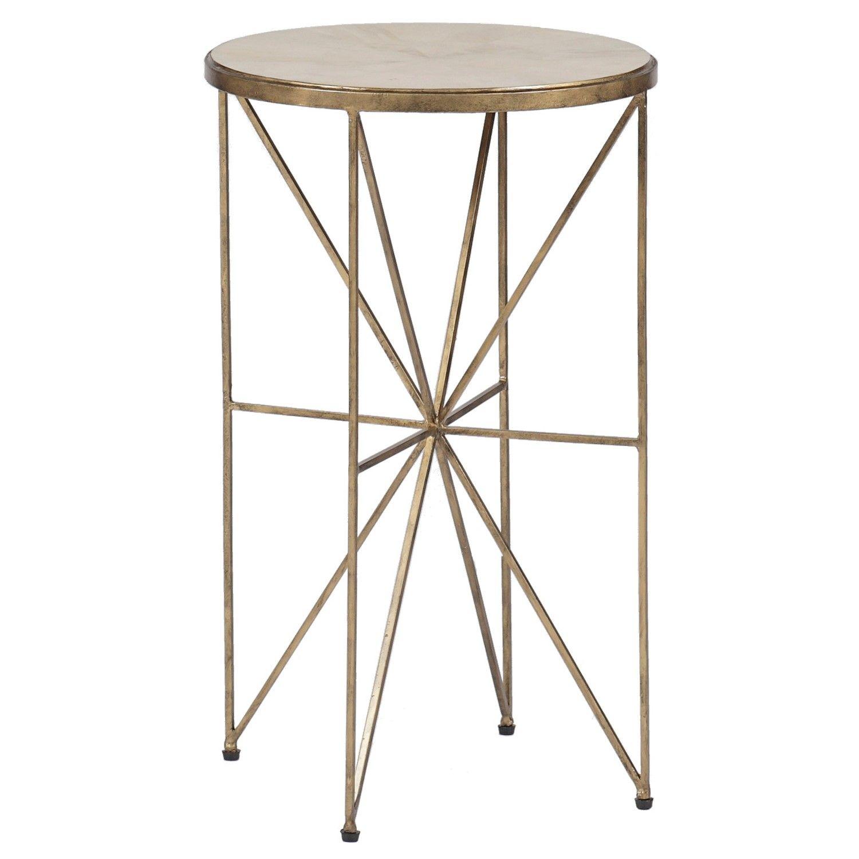 gabby furniture nina side table bjs living room pinterest