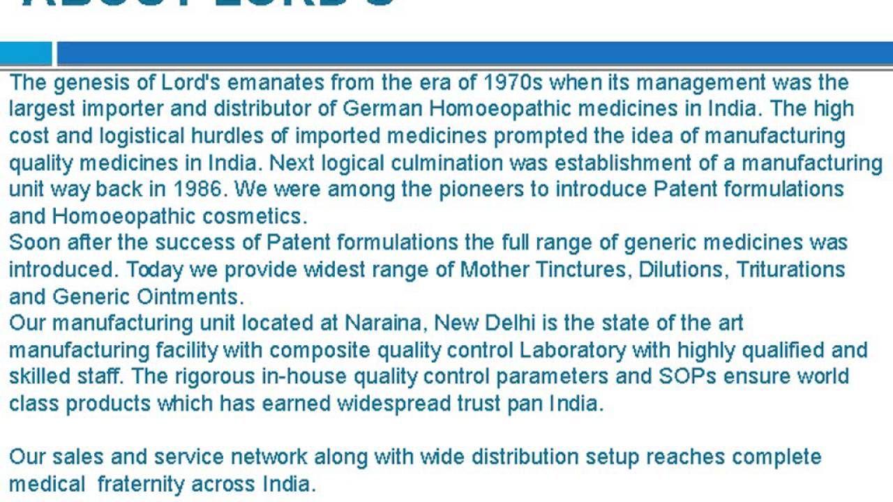 Homeopathy in Delhi
