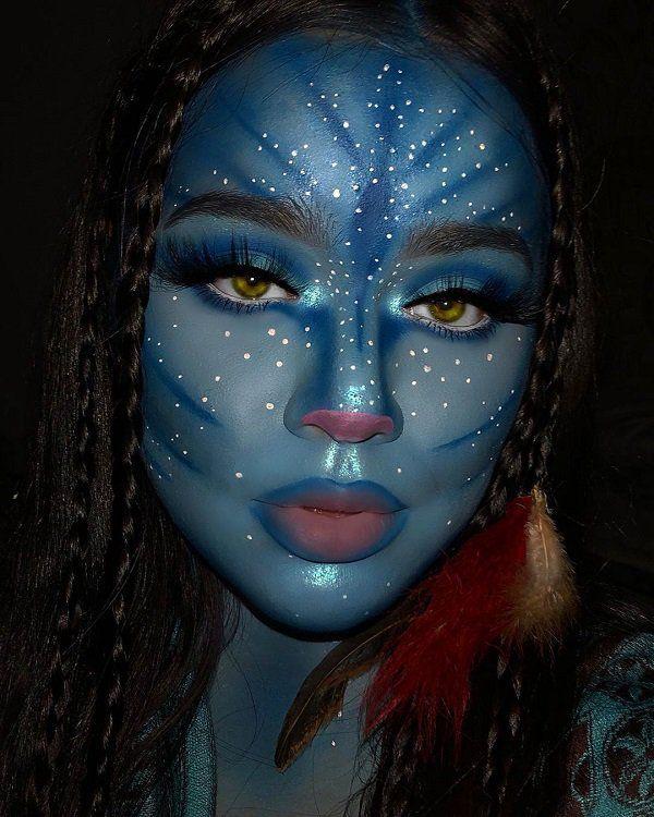 Photo of 45 Beispiele für DIY Halloween Make-up