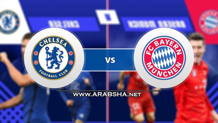 نتيجة مباراة بايرن ميونخ وتشيلسي 08 08 2020 دوري أبطال أوروبا Bmw Logo Bayern Chelsea