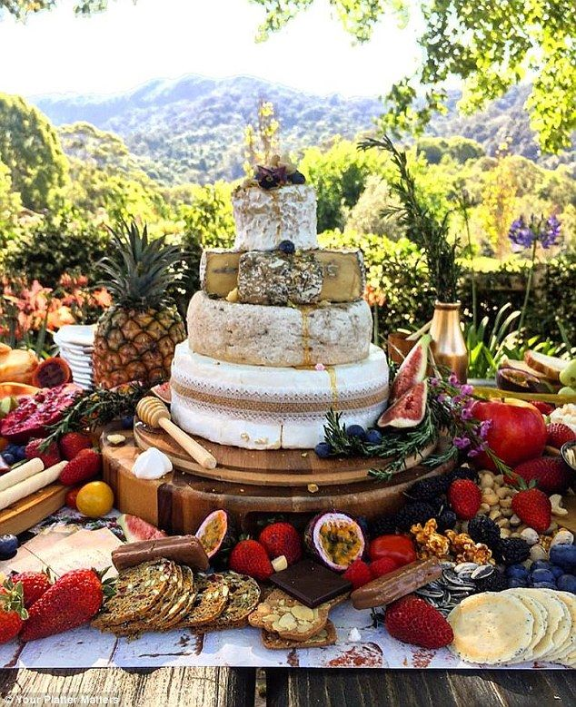 Sumptuous Platters That Are Metres Long Are Latest Wedding Food