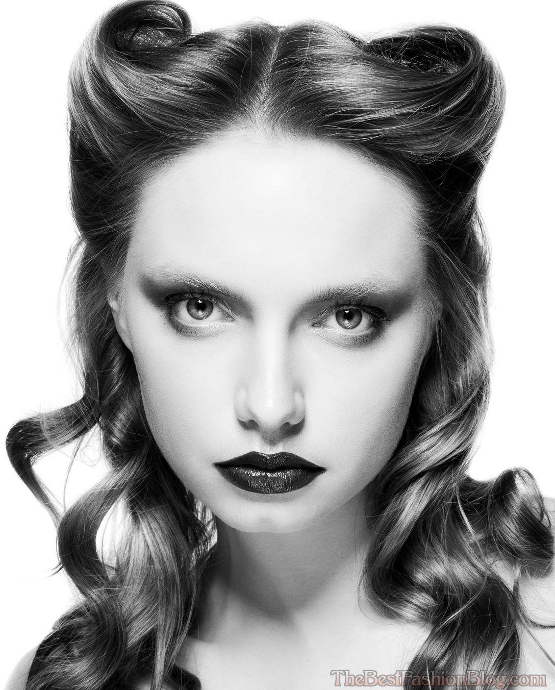 rockabilly womens hairstyles fade haircut