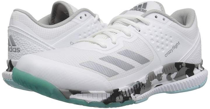 best service ed3ad 199e9 adidas Crazyflight Bounce Shoes - Womens Volleyball Shoes  s p o r t s   Volleyball Shoes, Adidas volleyball shoes, Volleyball sneakers